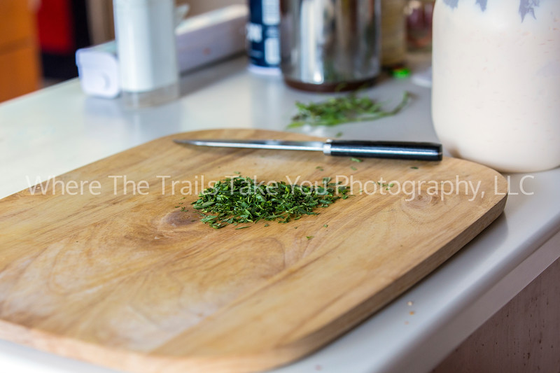 59  Chopped Fresh Tarragon