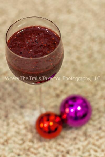 84  Blueberry/Raspberry/Strawberry Smoothie