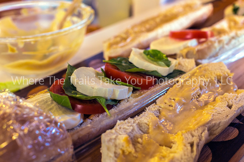 55  Caprese Sandwich