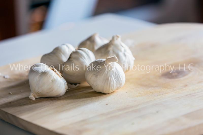 66  Garlic Heads