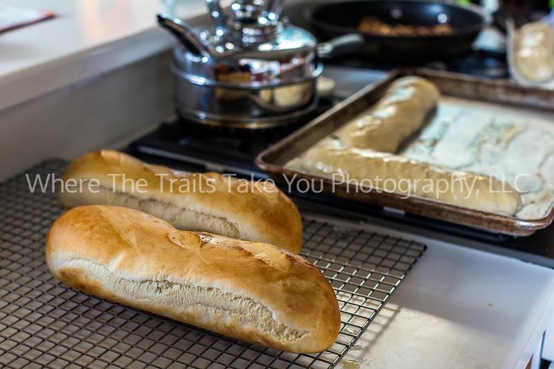 64  Baked Bread