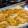 77  Fried Ravioli Cooling