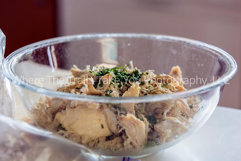 60  Chicken and Fresh Tarragon