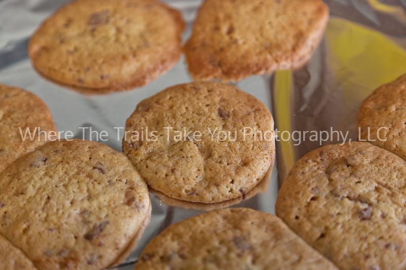 3  Toffee Chip Cookies