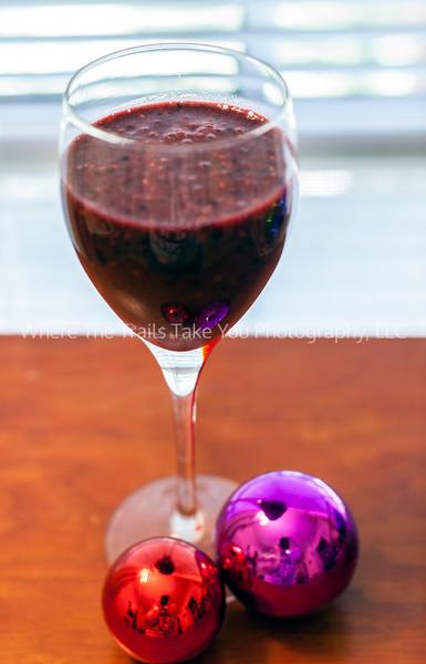 82  Blueberry/Raspberry/Strawberry Smoothie