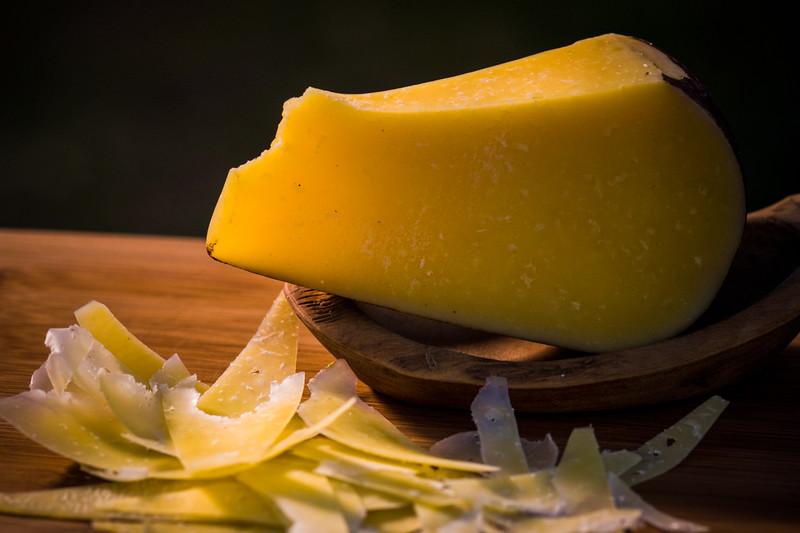 Parmesan Shavings
