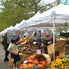 Copley Square Farmers Market 8 x10