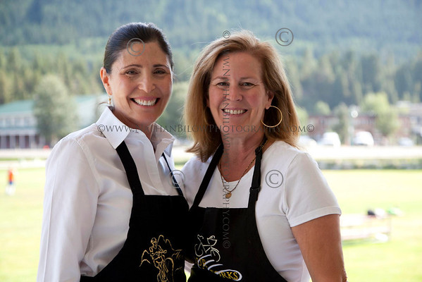 Crested Butte Center For The Arts presents the annual 'Chefs on the Edge' on Monday, August 20, 2012, Crested Butte, Colorado. Chefs on the Edge is a spin off of the Iron Chef competition. (Photo/Nathan Bilow)