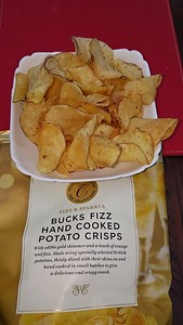Bucks Fizz Crisps