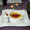 """""""Dessert van de dag: Crème brûlée""""<br /> (Lunch-02-01-2009)"""
