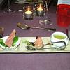 """""""Proevertje van de chef"""" Hapjes bij het aperitief!<br /> (Marktmenu-02-01-2009)"""
