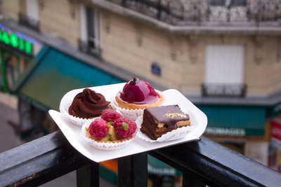 Birthday Treat - Jean Millet, Rue St-Dominique