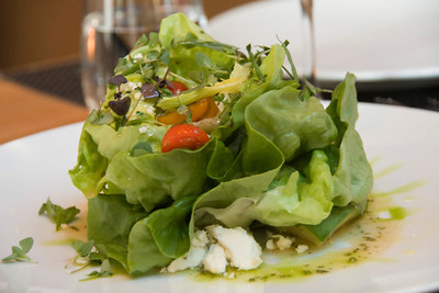 butter leaf lettuce salad