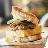 The Rock Breakfast Sandwich