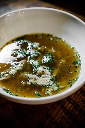 Whiskey Jar - Chicken Dumpling Soup