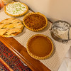 Diverse selection of Pies