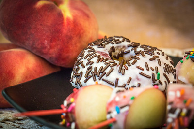 "Summeripe Galaxy Donut Peach ""Donuts"""