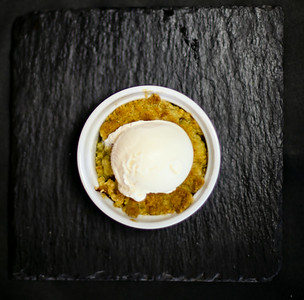 Summeripe Peach & Nectarine Mini Cobblers