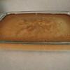 Angel Pound Cake I made at work (Sunday, July 24th 2016)