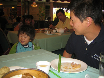 Dimsum with Matty June 2008