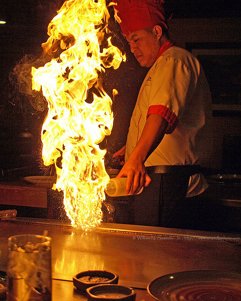 Red Hot Hibachi