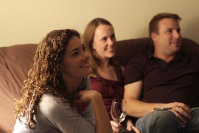 Christine, Erin, J