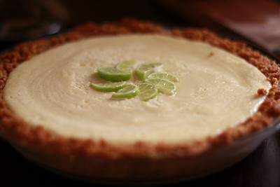 Kristin's Key Lime Pie