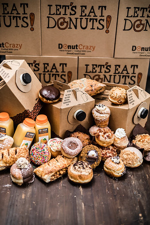 Donut Crazy 11/20/2017