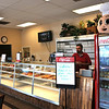 Hillwah Donut shop on 87th St, Lenexa, Ks. has a variety of pastries and donuts.