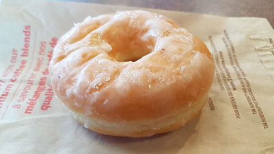 Honey Glaze Donut