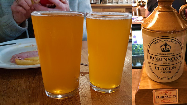 Flagon Cider