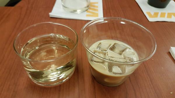 Wine & Bailey's