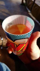 Hot Mulled Rum