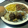 From RONNIE'S in Eunice Louisiana.  Meatball Stew.