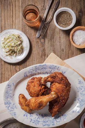 Chicken - No Contrast