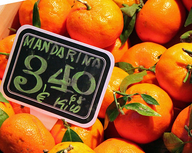 Mandarina's Madrid By; Kimberly Marshall