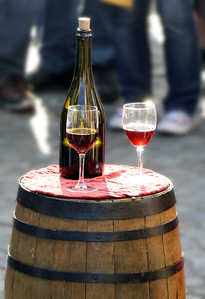 Wine on Barrel Paris By: Kimberly Marshall