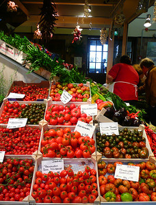 Tomatoes in Stuttgart By: Kimberly Marshall