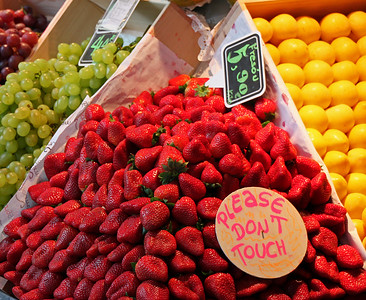 Ripe Berries Madrid By: Kimberly Marshall