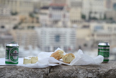 Heineken and Bread Monaco By: Kimberly Marshall