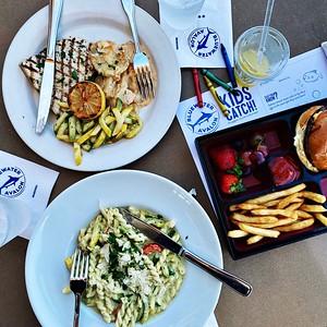 Bluewater Grill — Avalon, Catalina Island, California