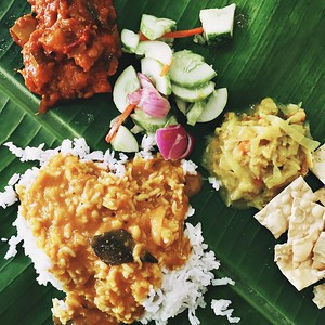 Selvam Banana Leaf Restaurant — Malacca, Malaysia