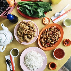Restoran May Flower — Cameron Highlands, Malaysia