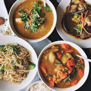Irrawaddy Taste of Burma — Stanton, California