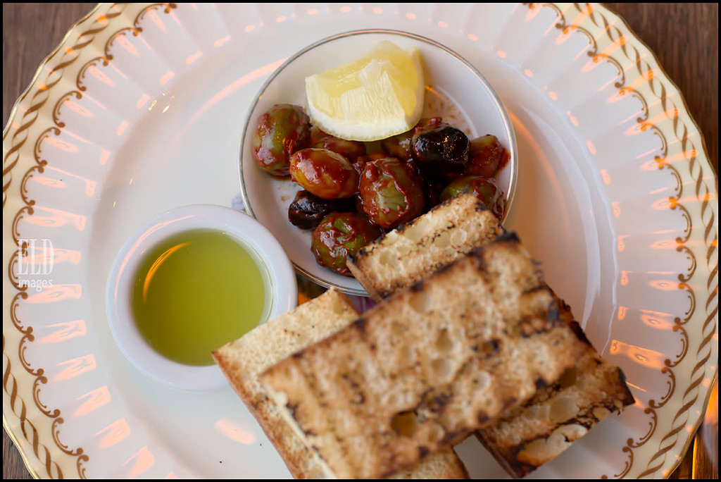 Grilled Focaccia - Bramable House