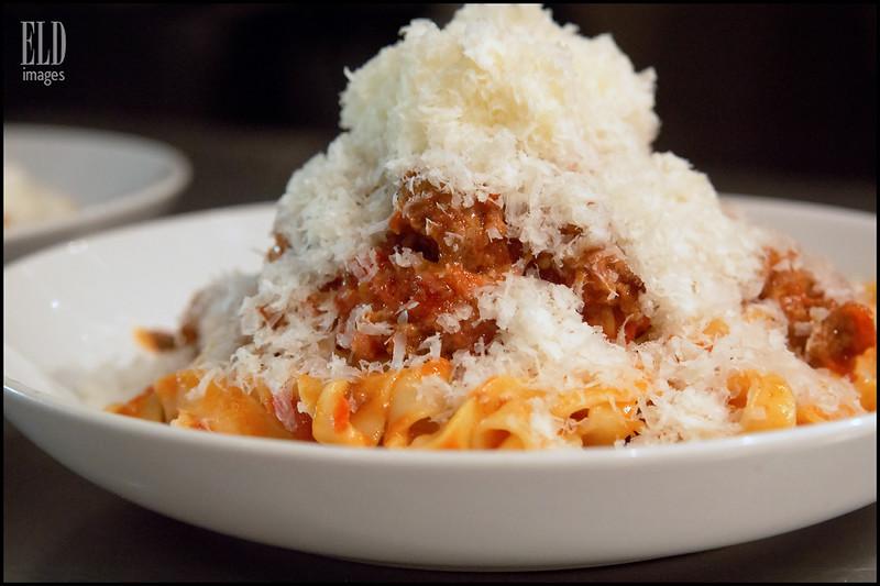 Pasta Bolognese - LloydMartin