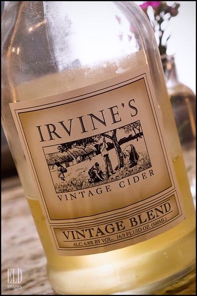 Irvine's Vintage Cider