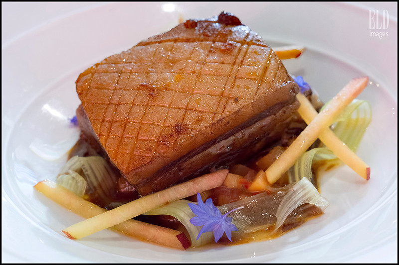 House-Smoked Pork Belly - Copine