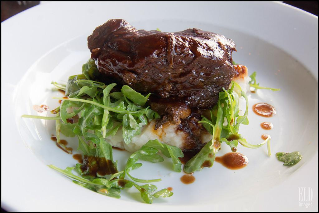 Braised Beef Short Rib - Epulo Bistro