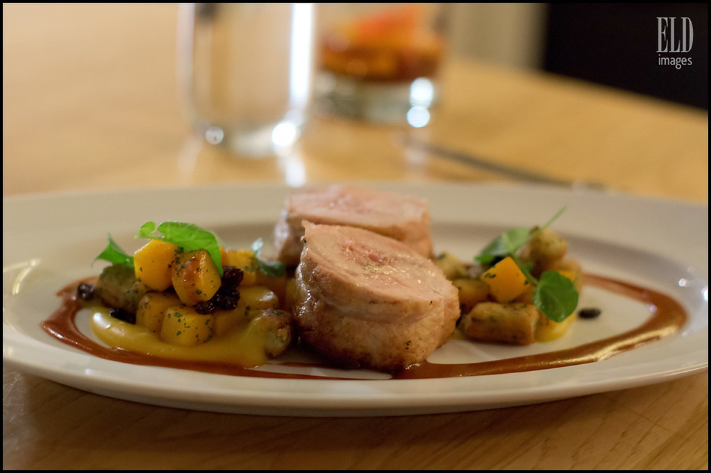 Pork Loin - The Book Bindery